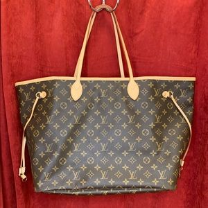 🚨🚨 Louis Vuitton Neverfull MM tote!!! 🚨🚨